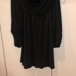 Nasty Gal Dresses - Open Balloon Sleeve Dress
